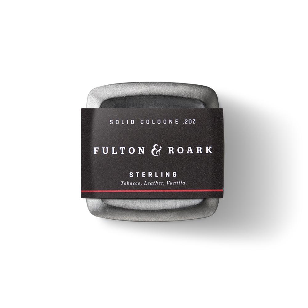 Fulton & Roark STERLING 頂級男性固態古龍水