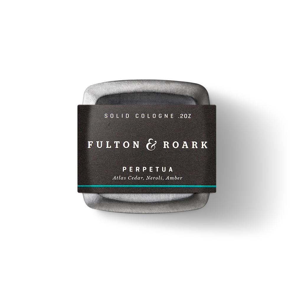 Fulton & Roark|PERPETUA 頂級男性固態古龍水
