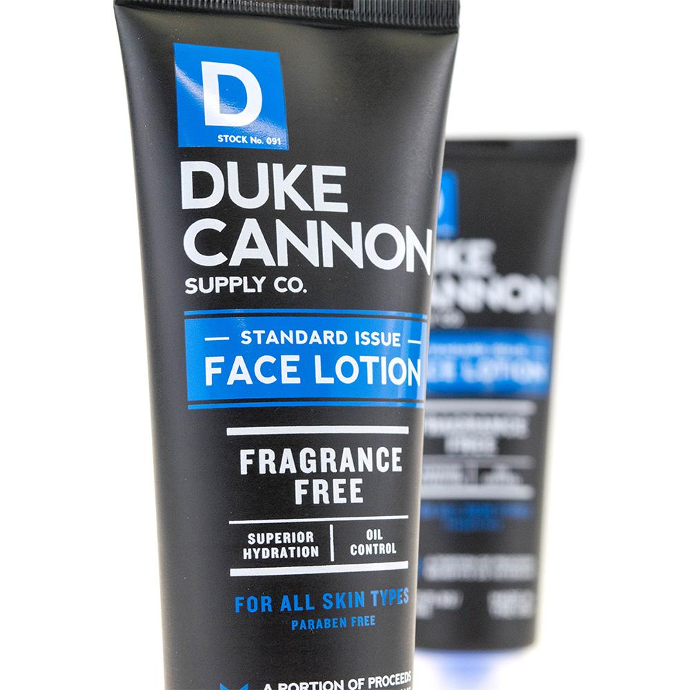 Duke Cannon|「真男人」面部乳液 (單瓶裝)