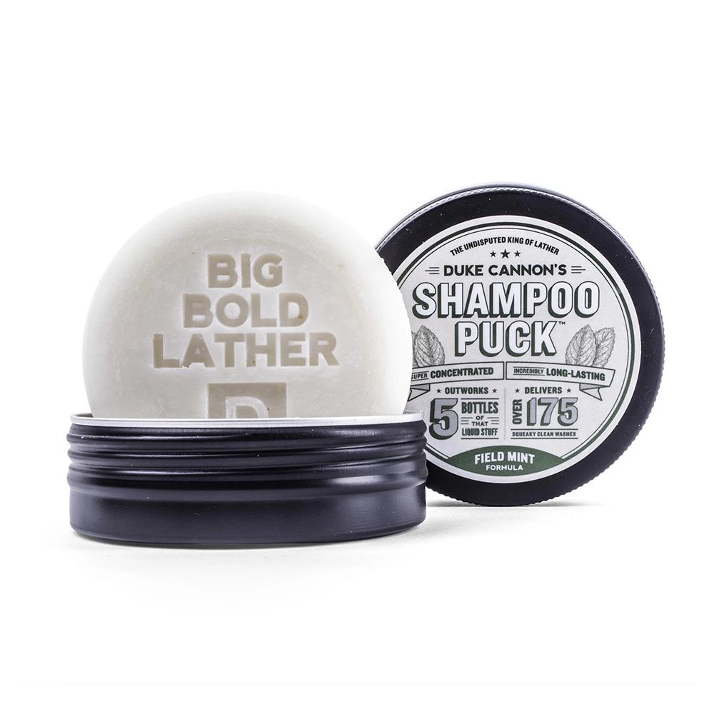 Duke Cannon 「薄荷」洗髮皂