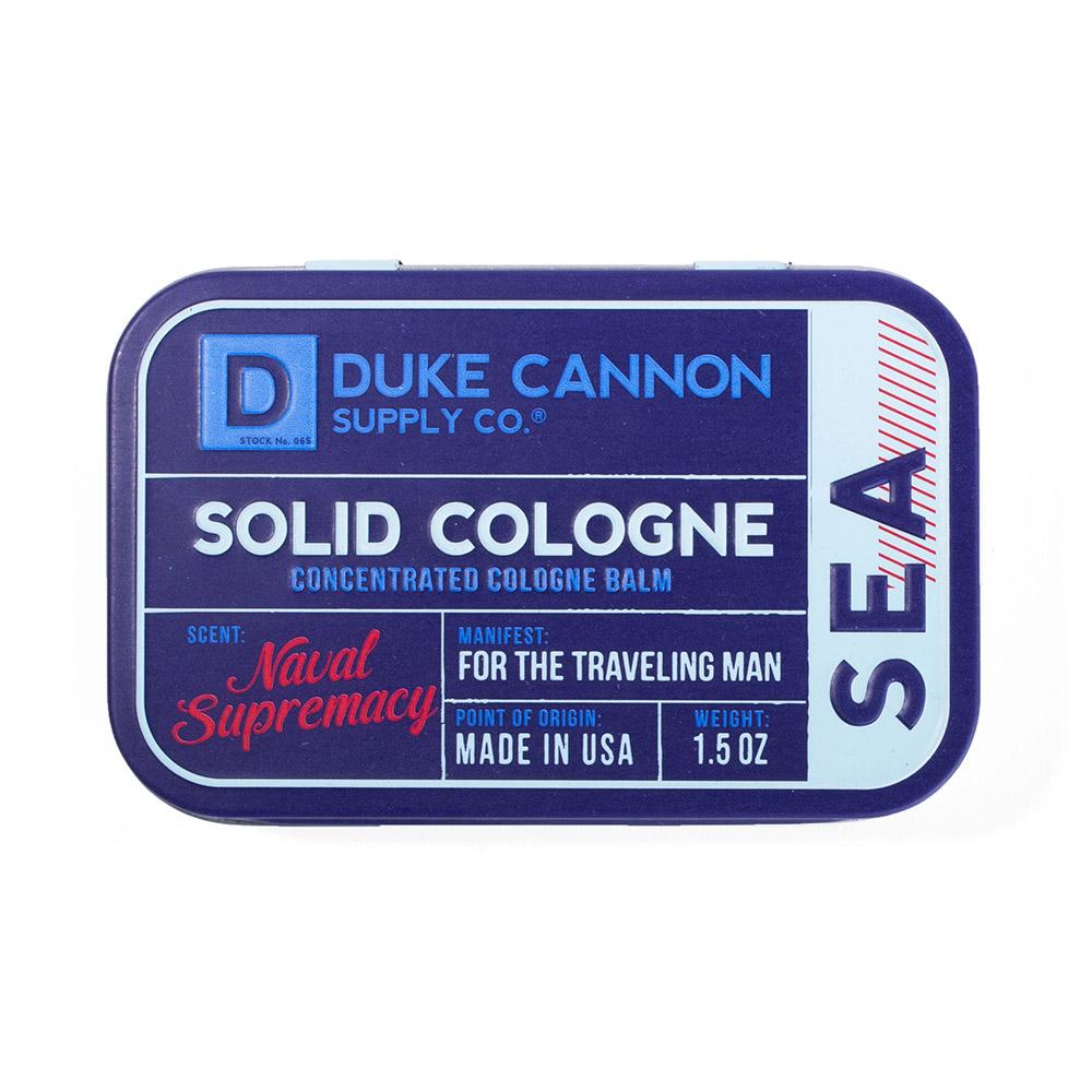 Duke Cannon|「海軍」有機固態古龍水