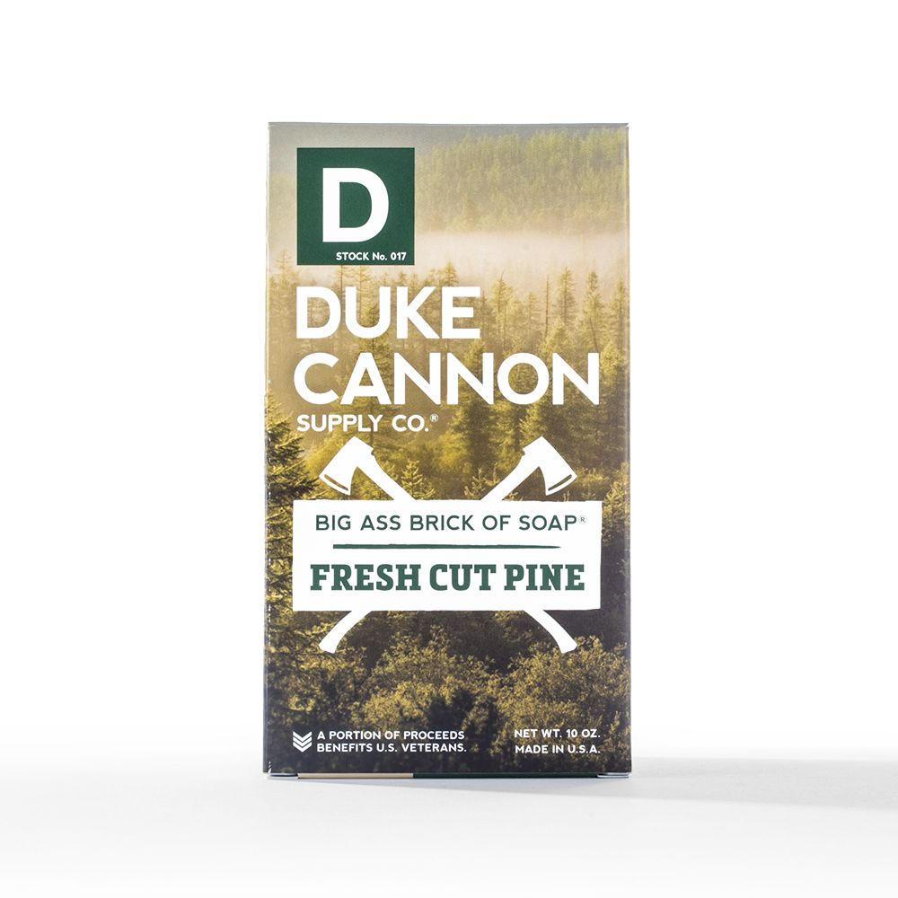 Duke Cannon BIG ASS「松木」大肥皂
