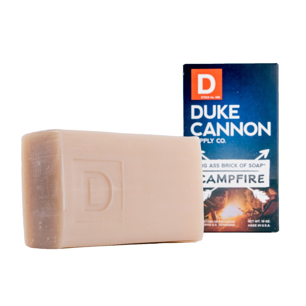 Duke Cannon|BIG ASS「營火」大肥皂