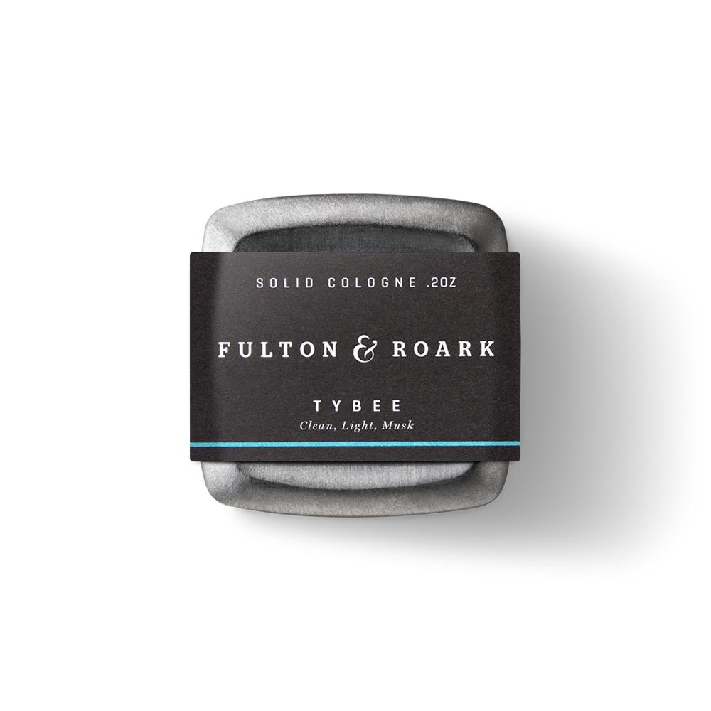 Fulton & Roark TYBEE 頂級男性固態古龍水