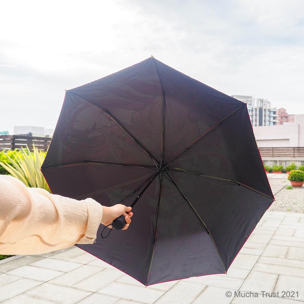 永恆慕夏-線條的魔術|折疊傘