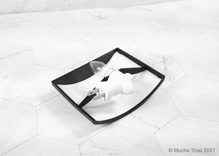 永恆慕夏-線條的魔術|小夜燈-摩納哥蒙地卡羅