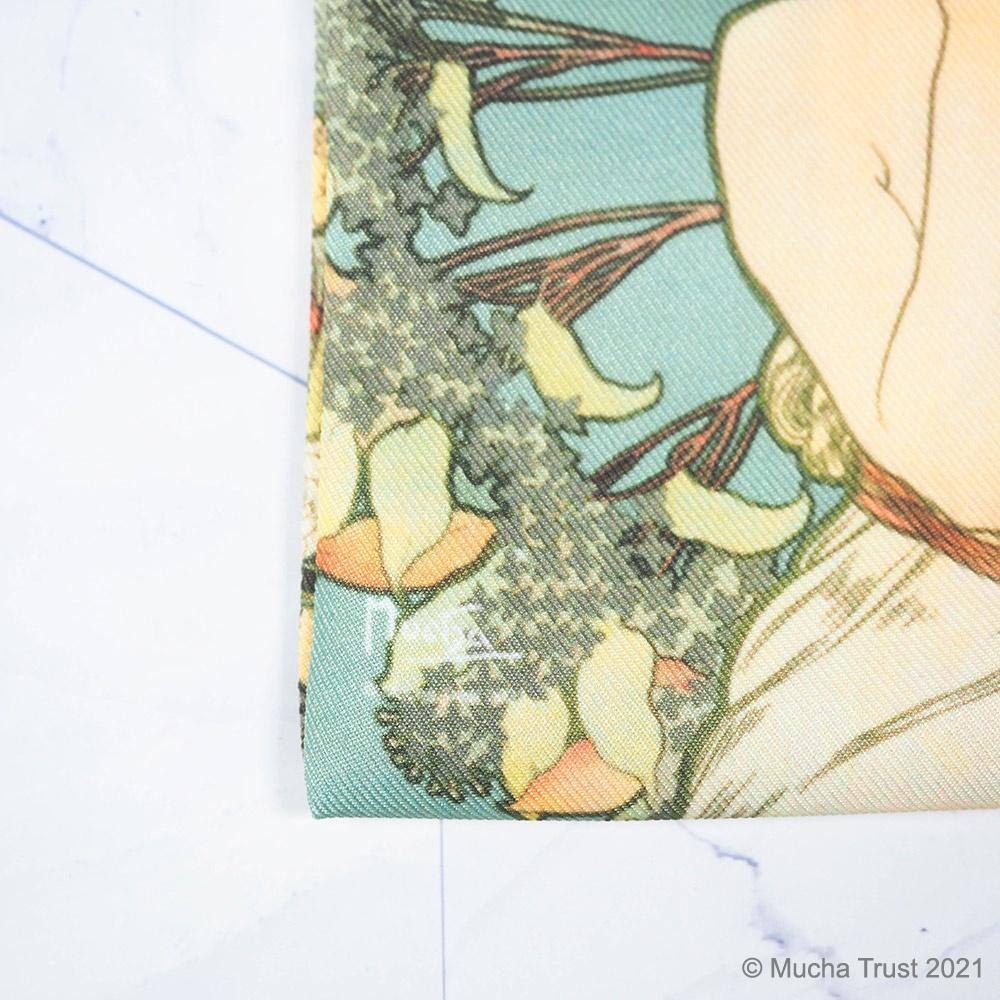 永恆慕夏-線條的魔術|束口袋-摩納哥蒙地卡羅