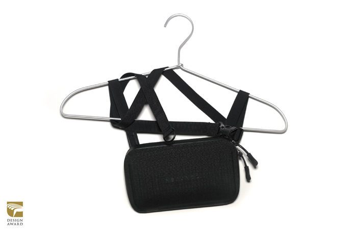 SEALSON|Urban Wallet肩背錢包 -CORDURA(黑色)