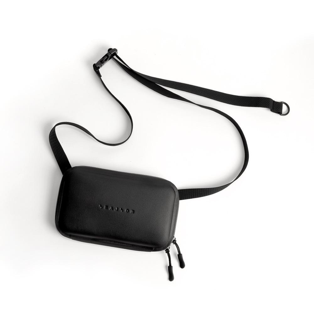 SEALSON Urban Wallet肩背錢包 -HT-leather(黑色)