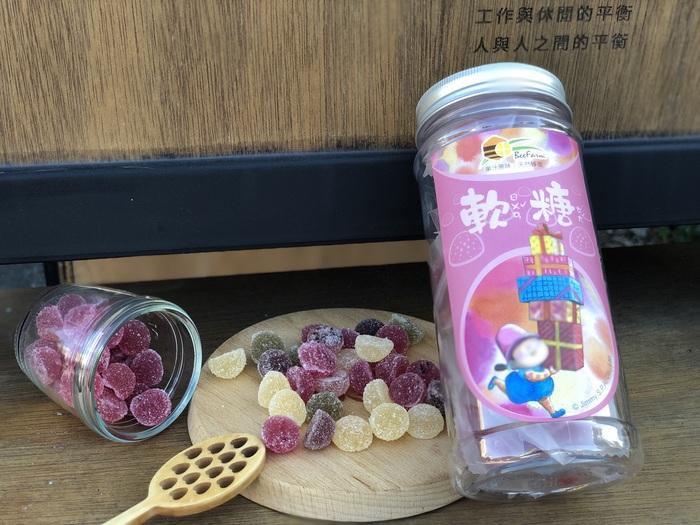 (複製)蜜甜本舖|幾米授權-蜂百香果軟糖(期許)