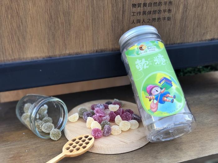 (複製)蜜甜本舖|幾米授權-蜂火龍軟糖(禮物)