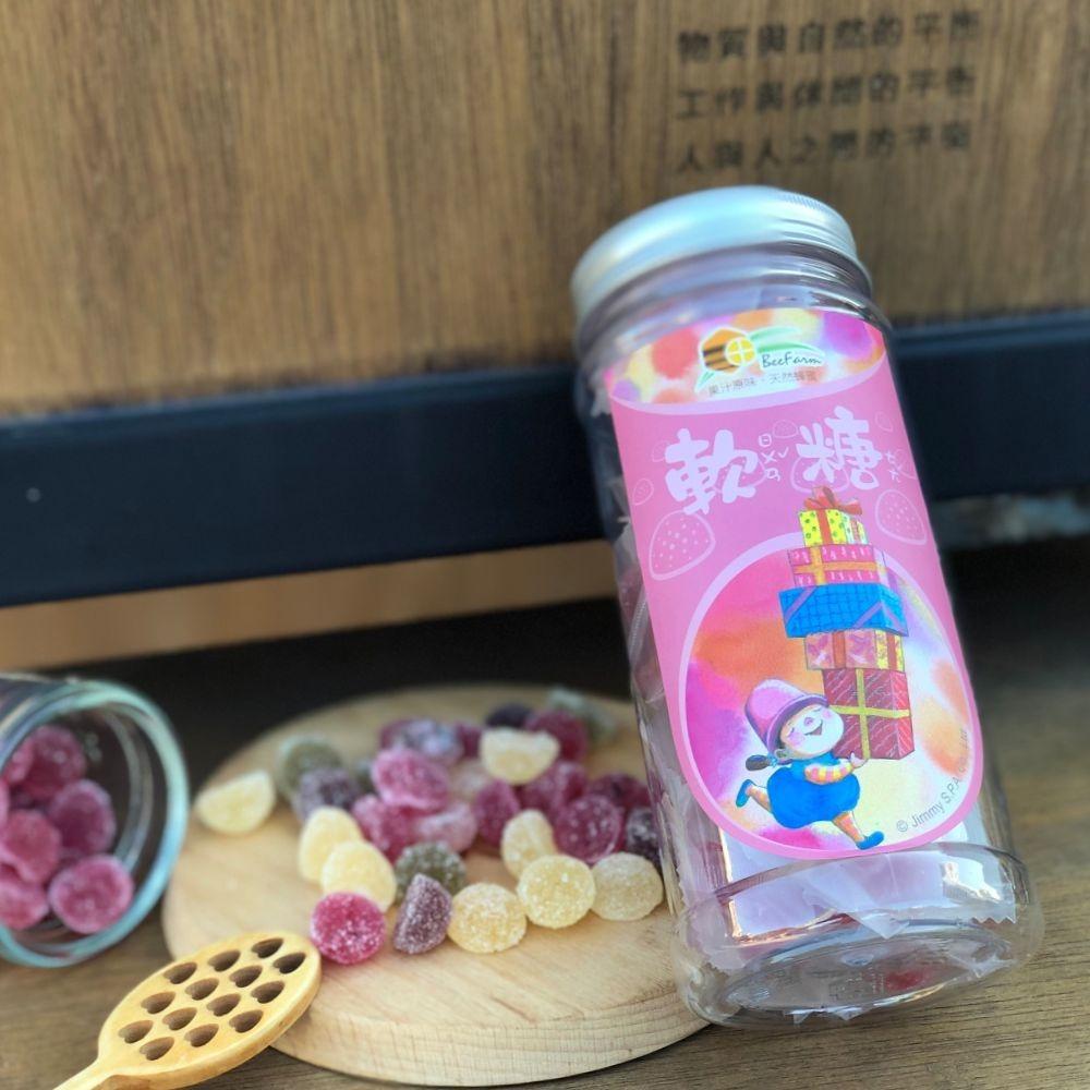 蜜田本舖|幾米授權-蜂火龍軟糖(禮物)