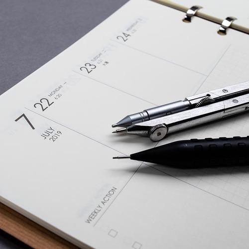 原木哲學 feelosophy 2019 手帳本 美國側柏 A5原木筆記本 附行事曆 Calendar Notebook