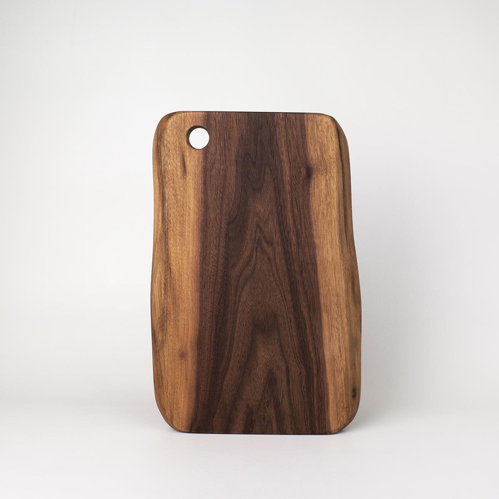 原木哲學 feelosophy|自然邊砧板 Natural Side Cutting Board