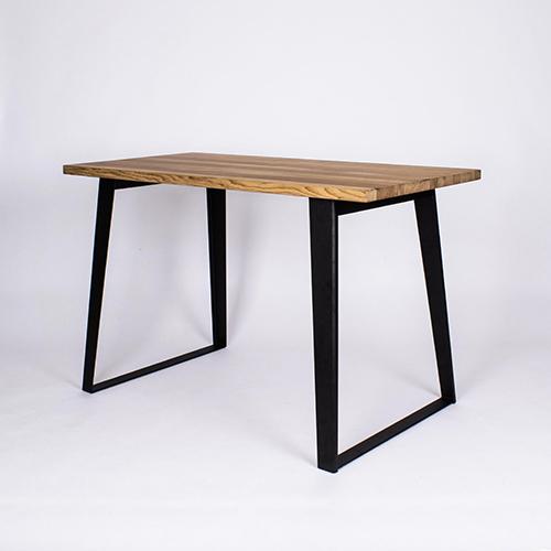 原木哲學 feelosophy  北美鐵杉  簡單原木桌 梯形造型桌腳 Simply Wood Table (小)