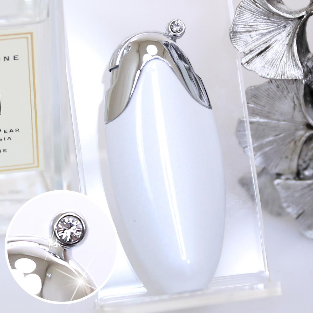 Caseti|簡約白 花火系列 香水分裝瓶