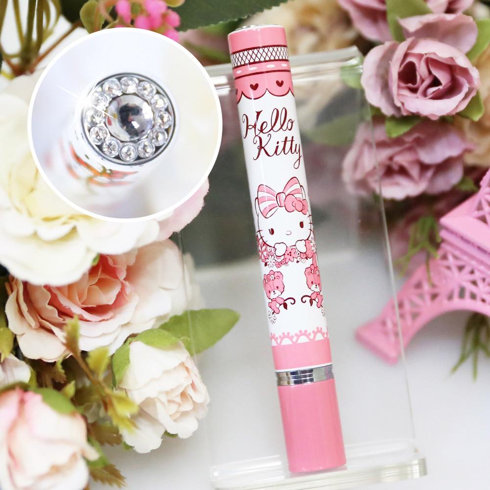 Caseti|Hello Kitty 粉紅蕾絲  香水分裝瓶