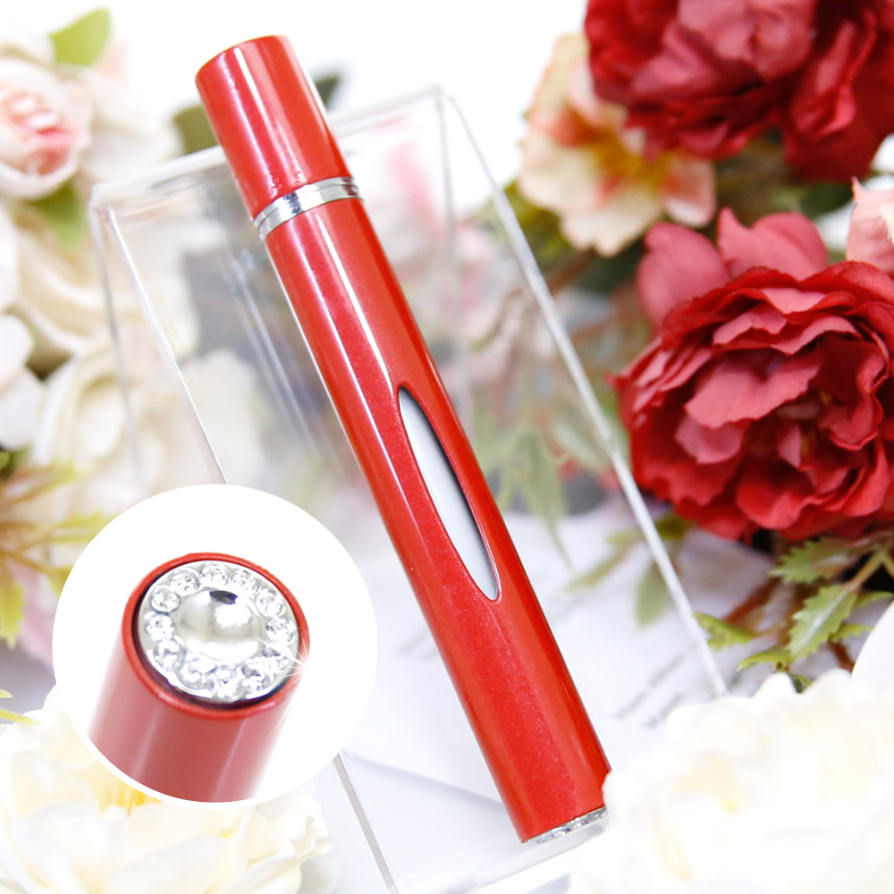Caseti|紅色  旅行香水瓶