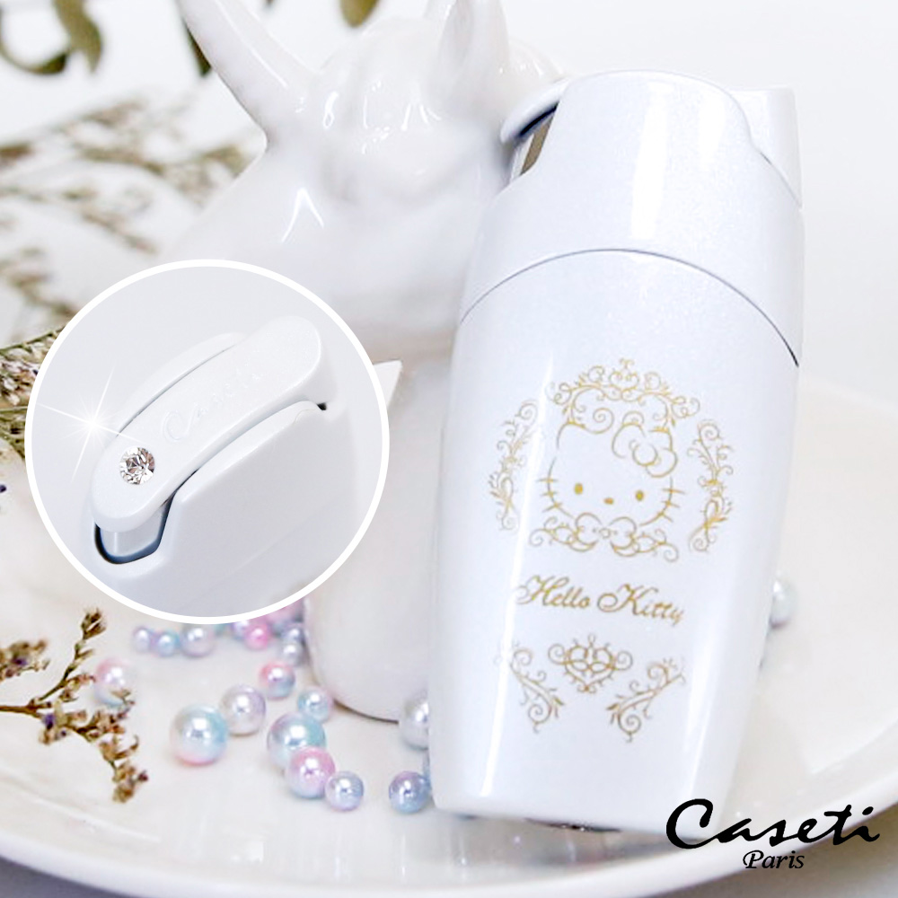 Caseti|Hello Kitty|白金按壓式  聯名香水瓶