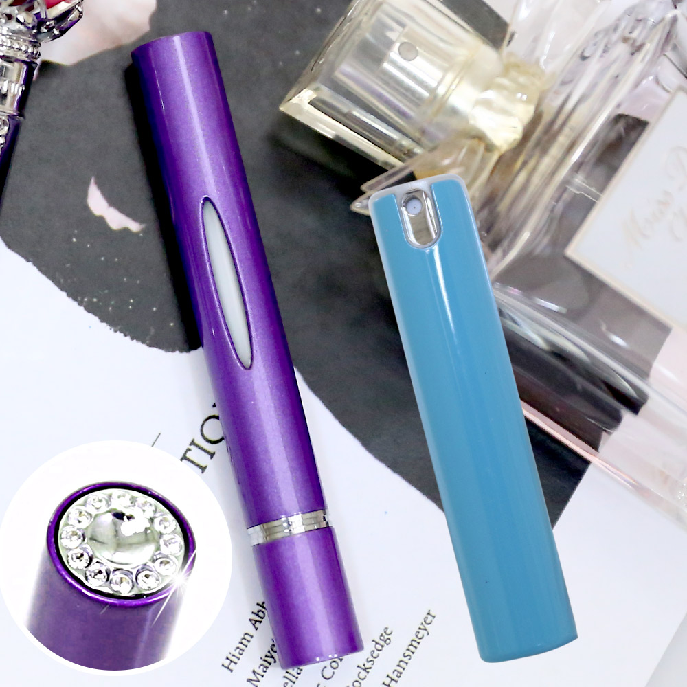 Caseti 超值組  紫色 超輕藍 旅行香水瓶