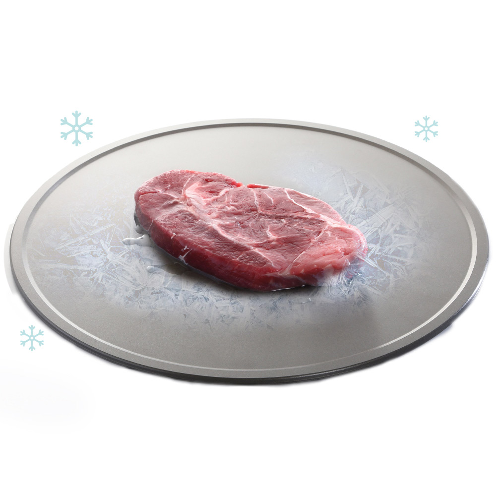 西華SILWA|節能冰霸極速解凍 燒烤兩用盤