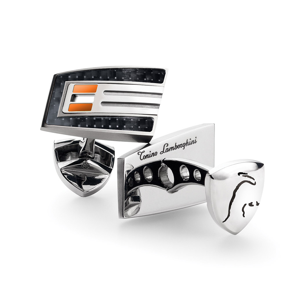 藍寶堅尼Tonino Lamborghini |CORSA Orange 袖釦