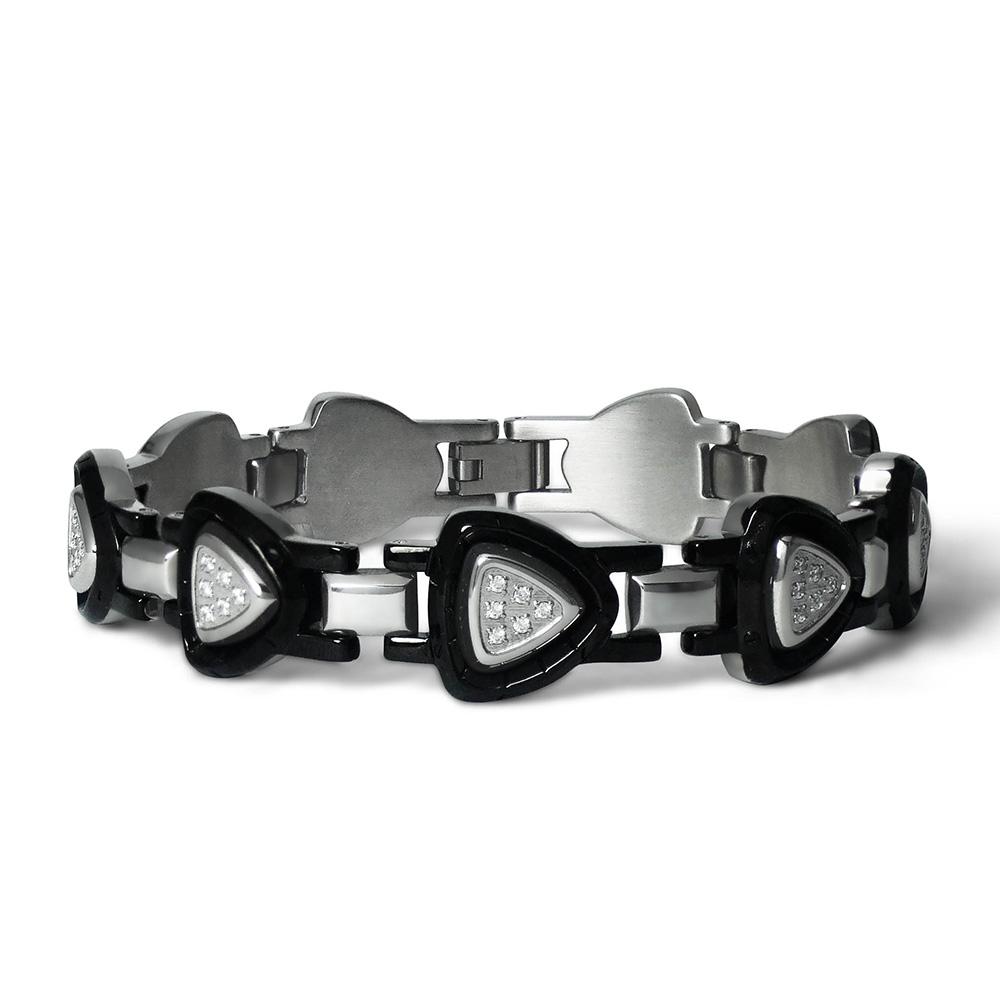 藍寶堅尼Tonino Lamborghini|SPYDER BLACK系列 手鍊(黑)