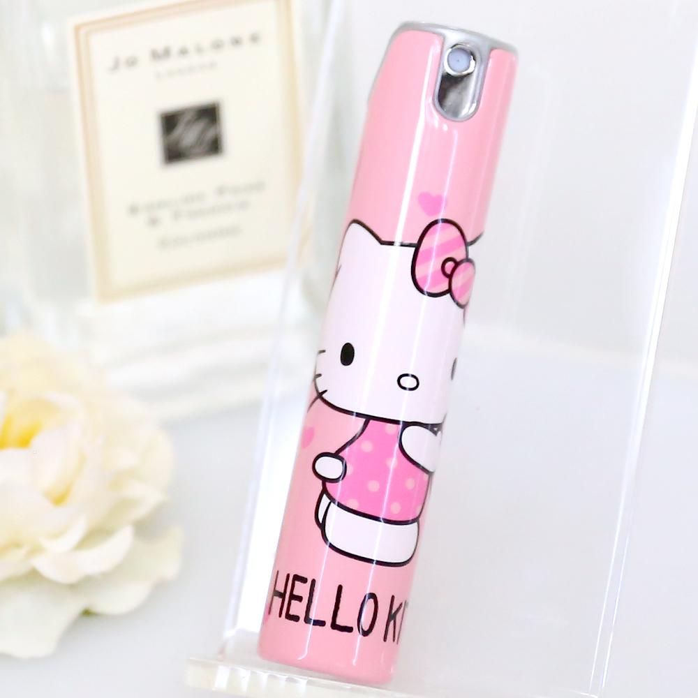 Caseti Hello Kitty 草莓甜心 香水分裝瓶