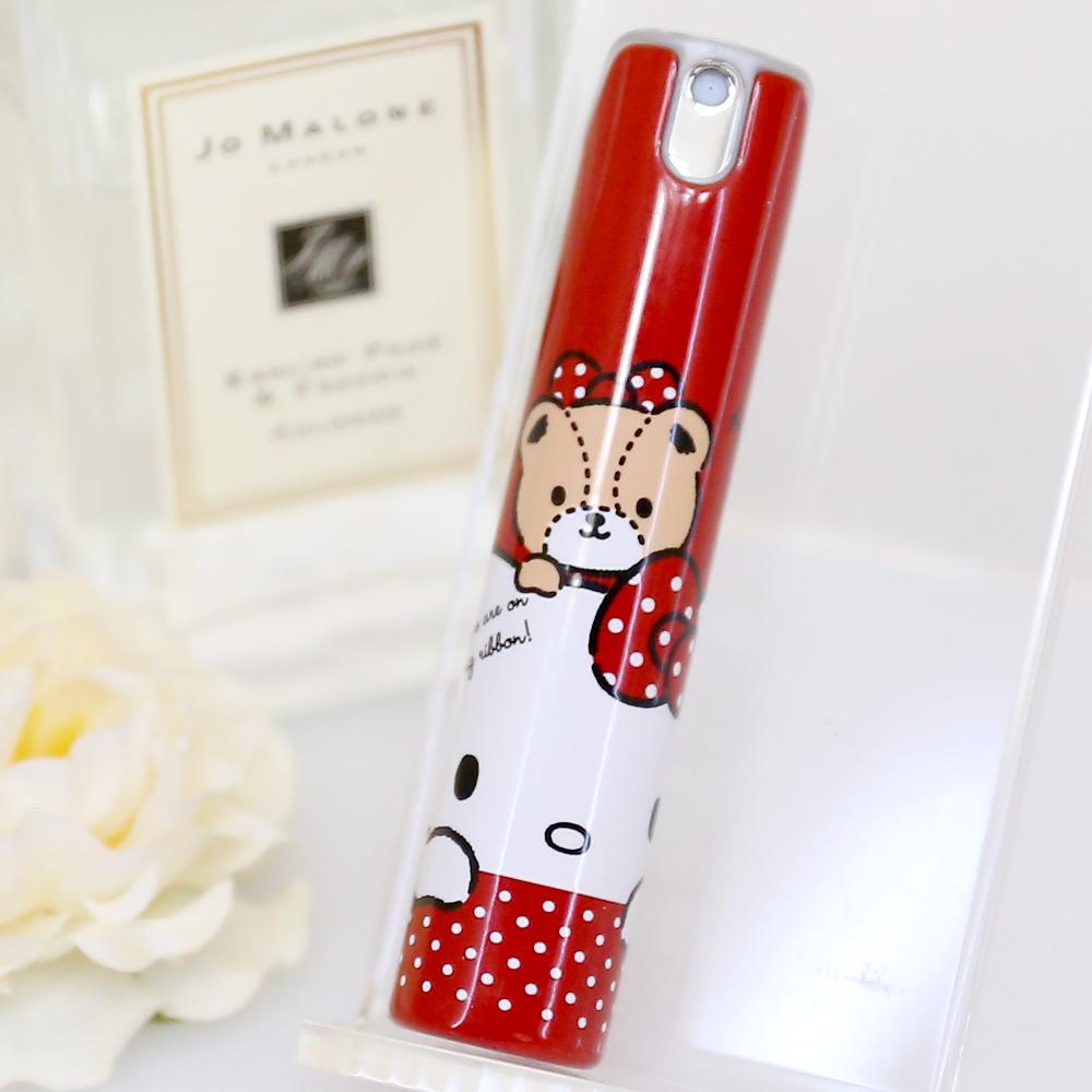 Caseti|Hello Kitty 熊熊復古紅 香水分裝瓶