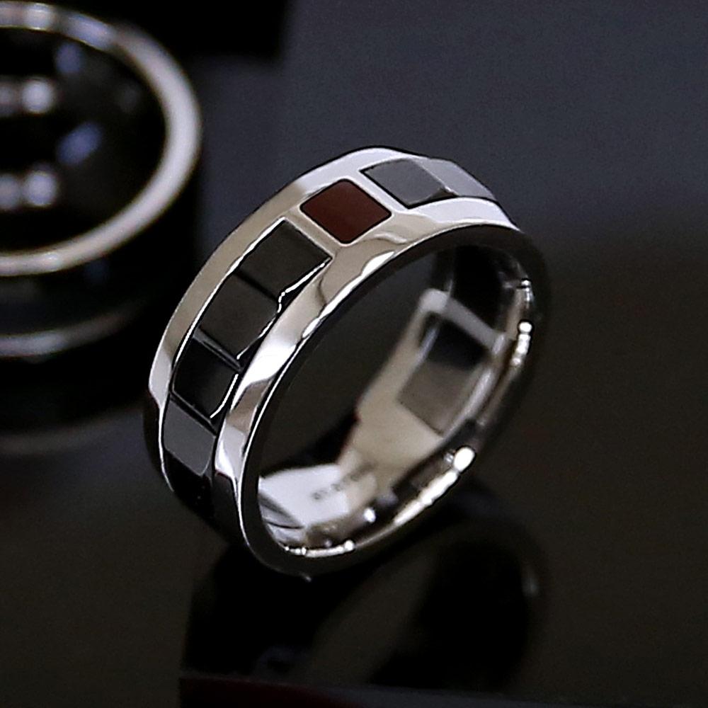藍寶堅尼 IL PRIMO Red Ring戒指(美國戒圍8-12)  Tonino Lamborghini