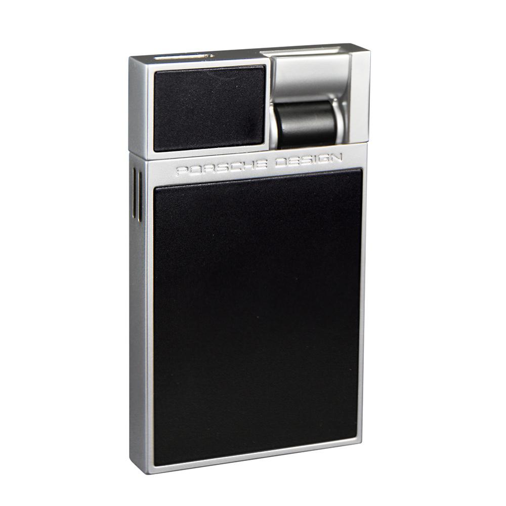 保時捷│Porsche Design P3632平坦火焰打火機(黑)