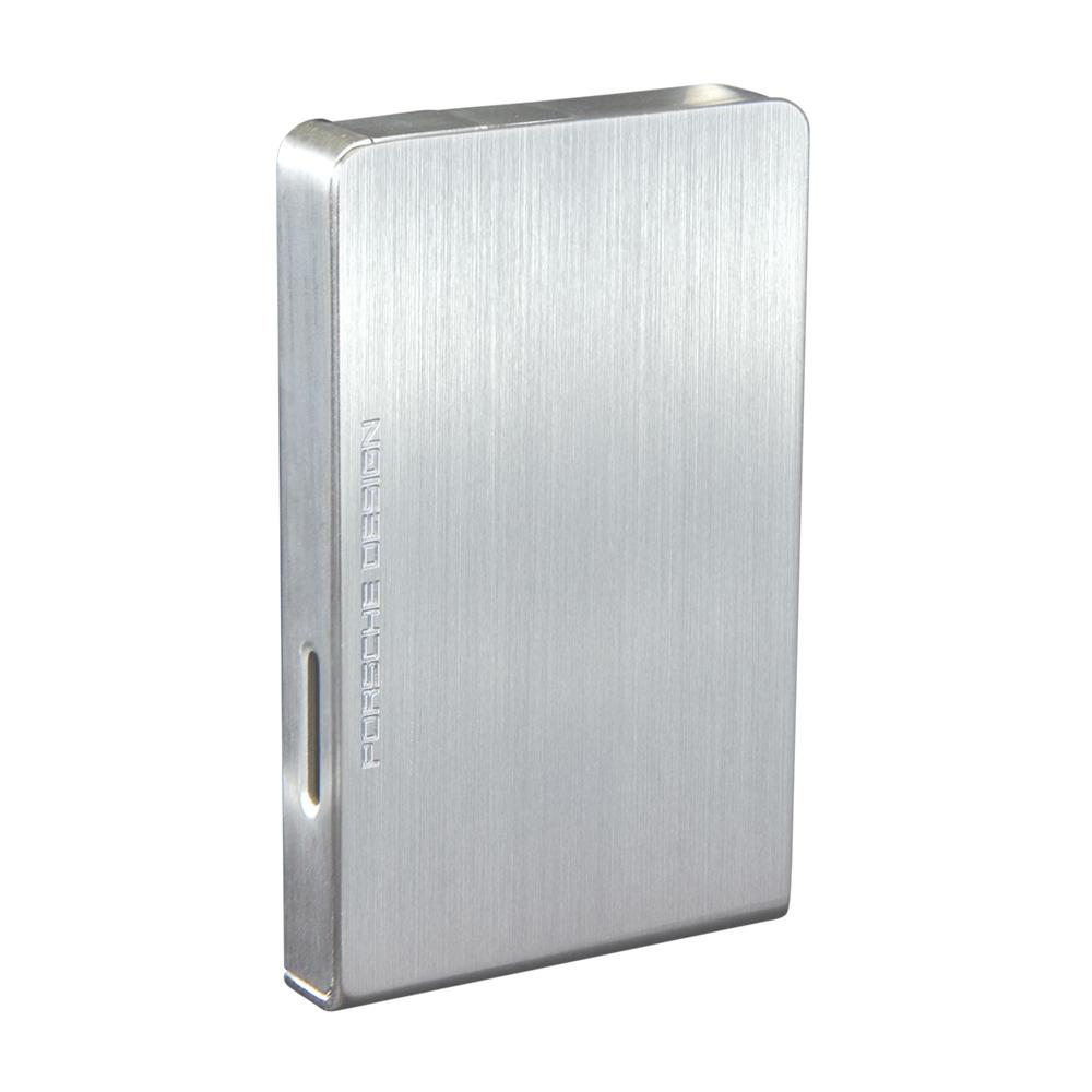 保時捷│Porsche Design P3639噴射火焰打火機(銀)