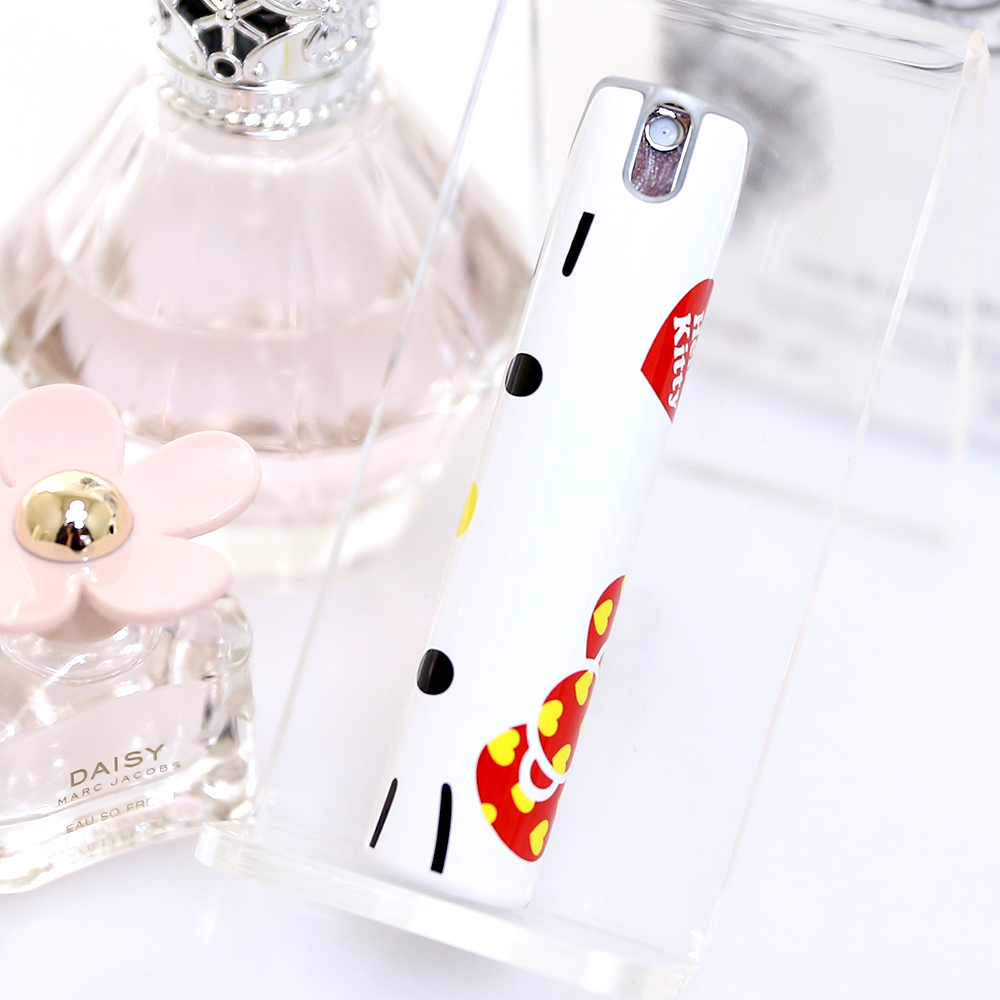 Caseti|特寫凱蒂-現代感 Kitty香水分裝瓶