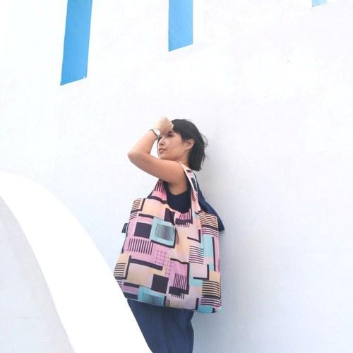 ENVIROSAX 澳洲環保購物袋 Palm Springs 棕櫚泉─仙人掌