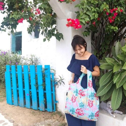 ENVIROSAX 澳洲環保購物袋 Palm Springs 棕櫚泉─春漾