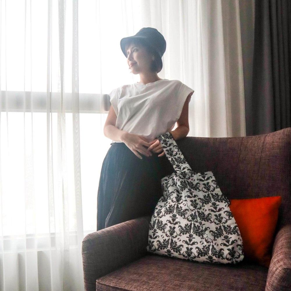 ENVIROSAX 澳洲環保購物袋 Etonico 黑白經典─皇家