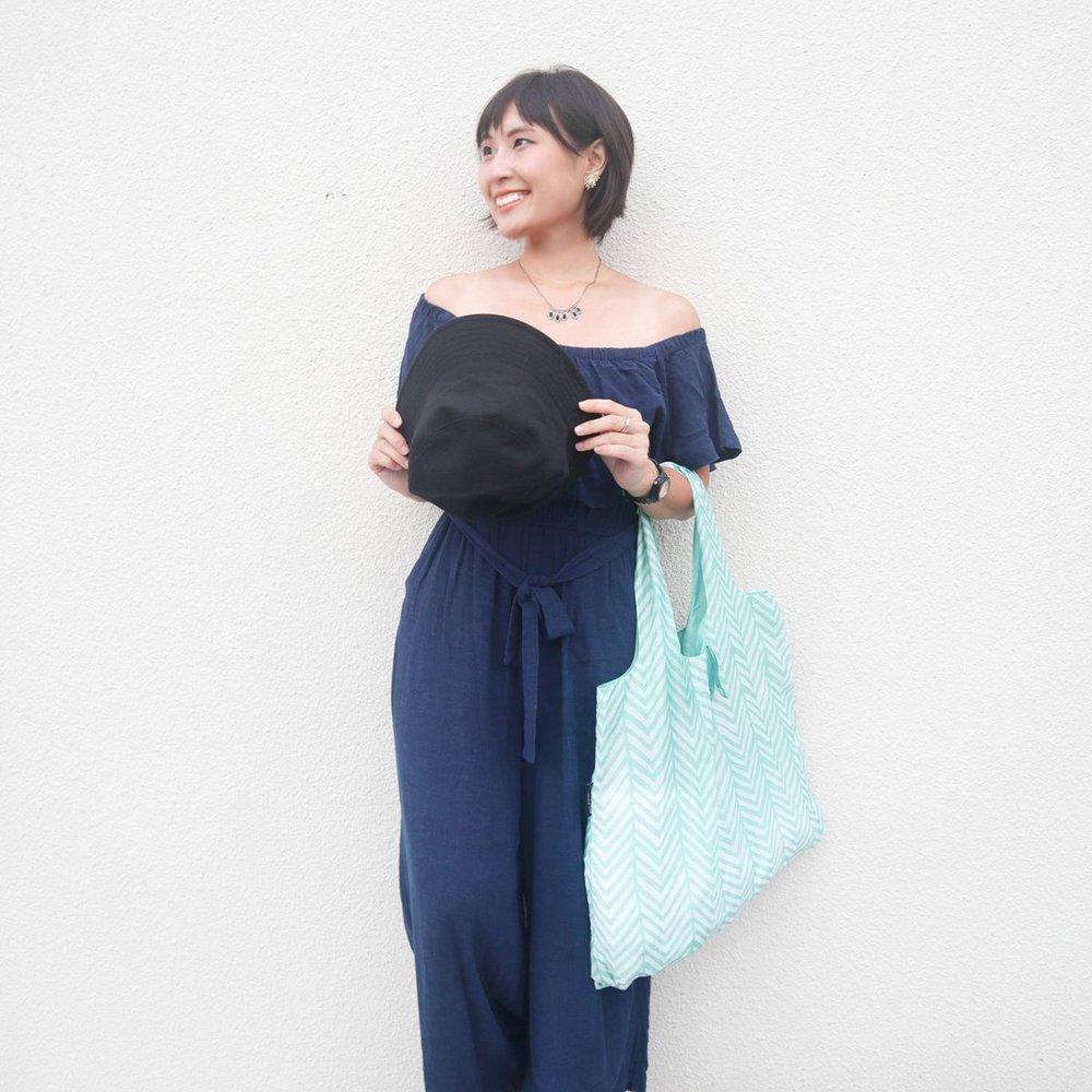ENVIROSAX 澳洲環保購物袋 Tropics 熱帶─小河