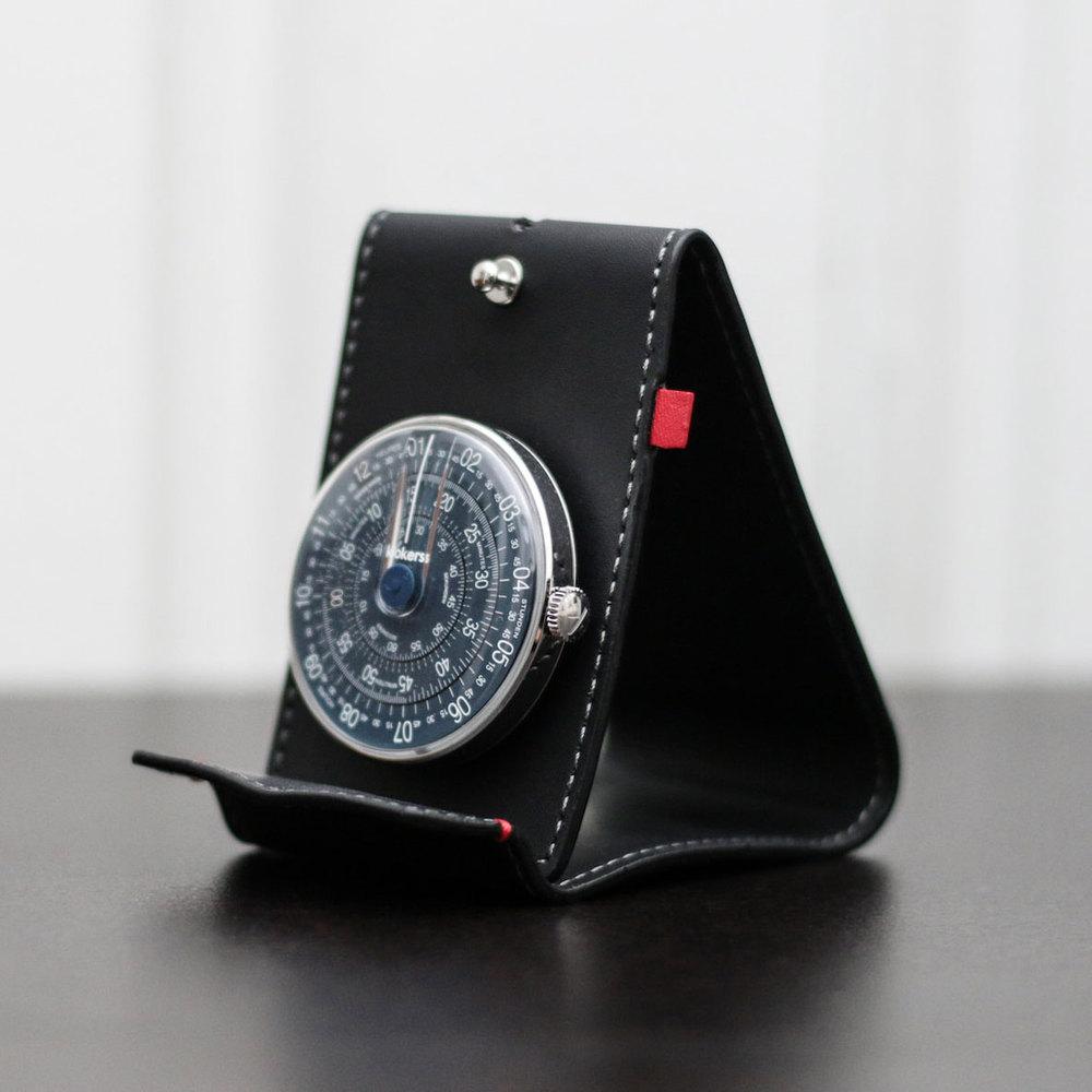 klokers | KLOK-01-D7錶頭 午夜藍色 - 懷錶桌鐘套件