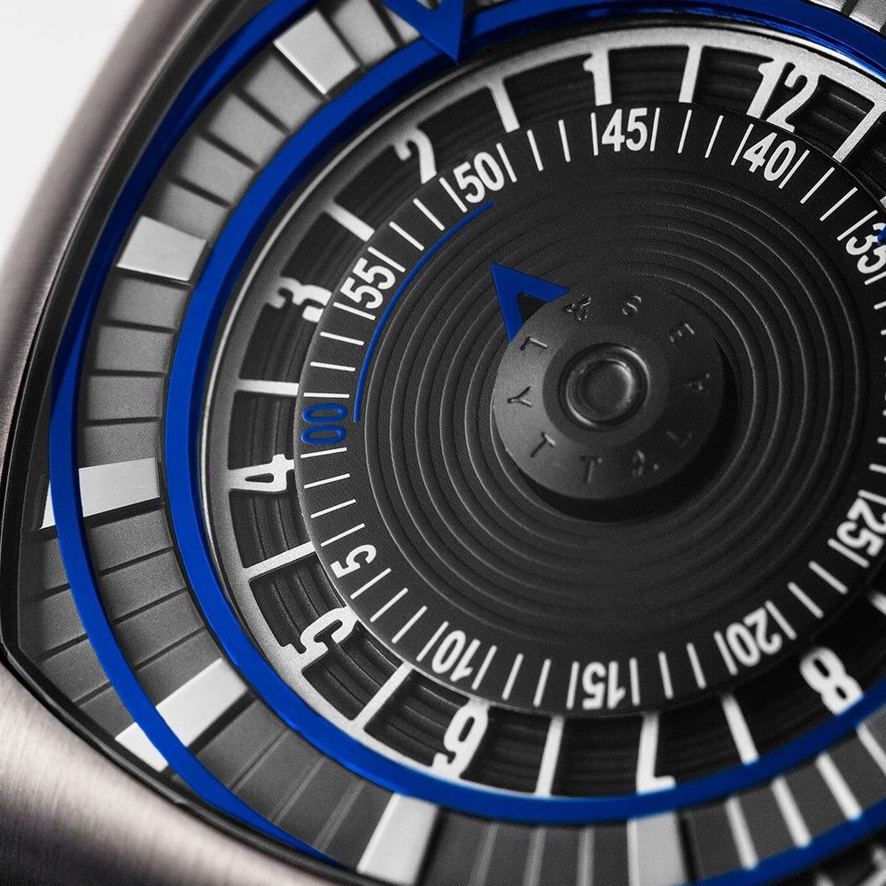 LYTT LABS   Inception V1.0 -槍藍 – A02-02