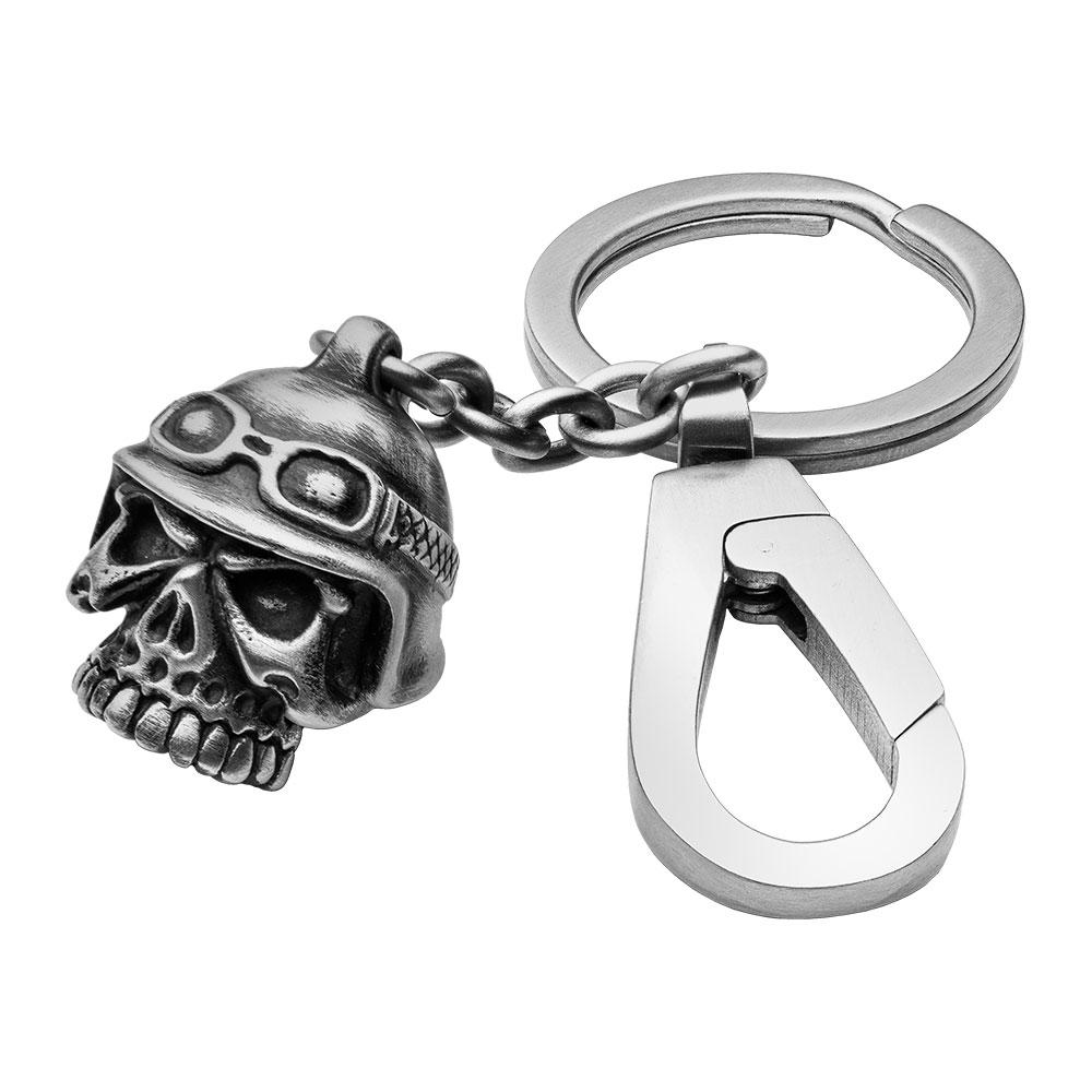 BOMBERG|骷髏騎士鑰匙圈