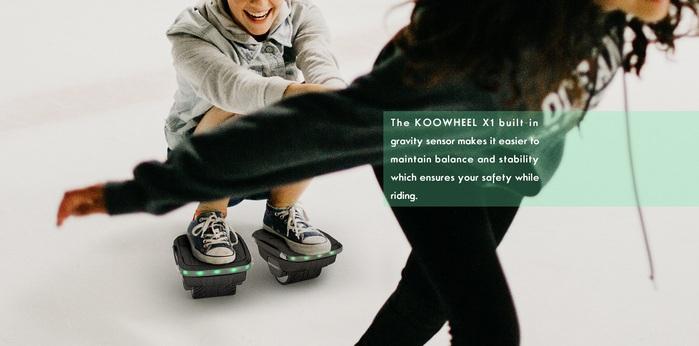 KOOWHEEL|X1 懸浮動力鞋