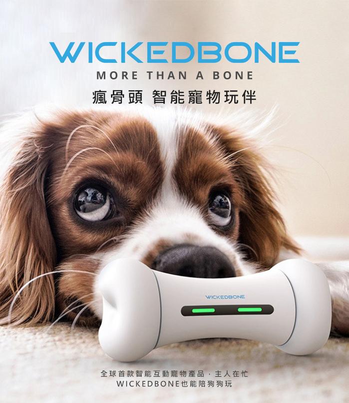 innfact|WickedBone 瘋骨頭智能寵物玩伴