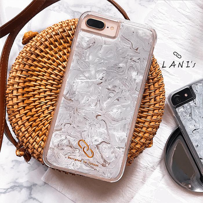 (複製)LANI's|Apple iPhone 手機殼-芭蕉葉標語款