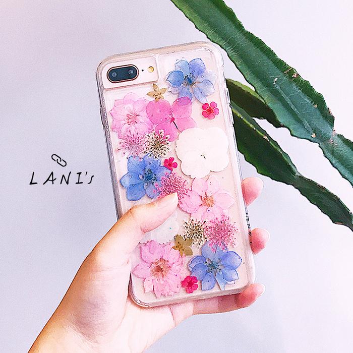 (複製)LANI's|Apple iPhone 手機殼-花中之冠