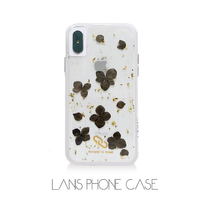 (複製)LANI's|Apple iPhone 手機殼-玫瑰金貝殼