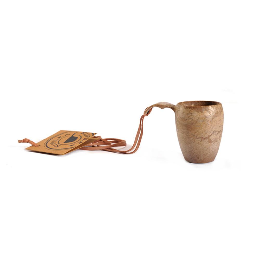 KUPILKA|5號松木杯 2入組 (附掛繩)
