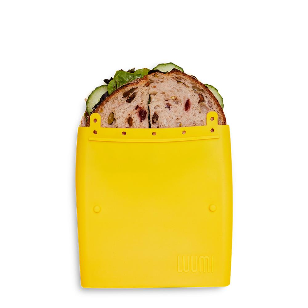 LUUMI|BAG 輕食帶 黃