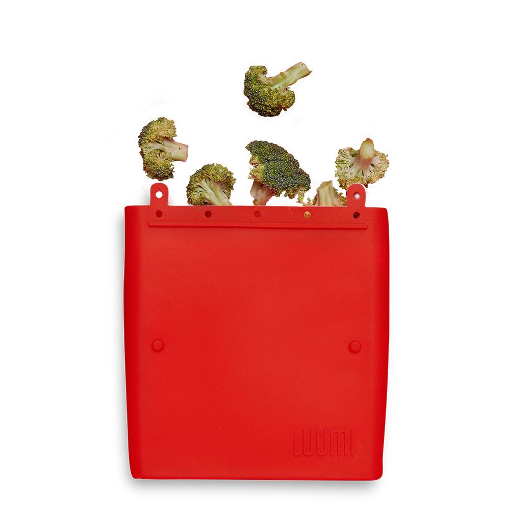 LUUMI|BAG 輕食帶 紅
