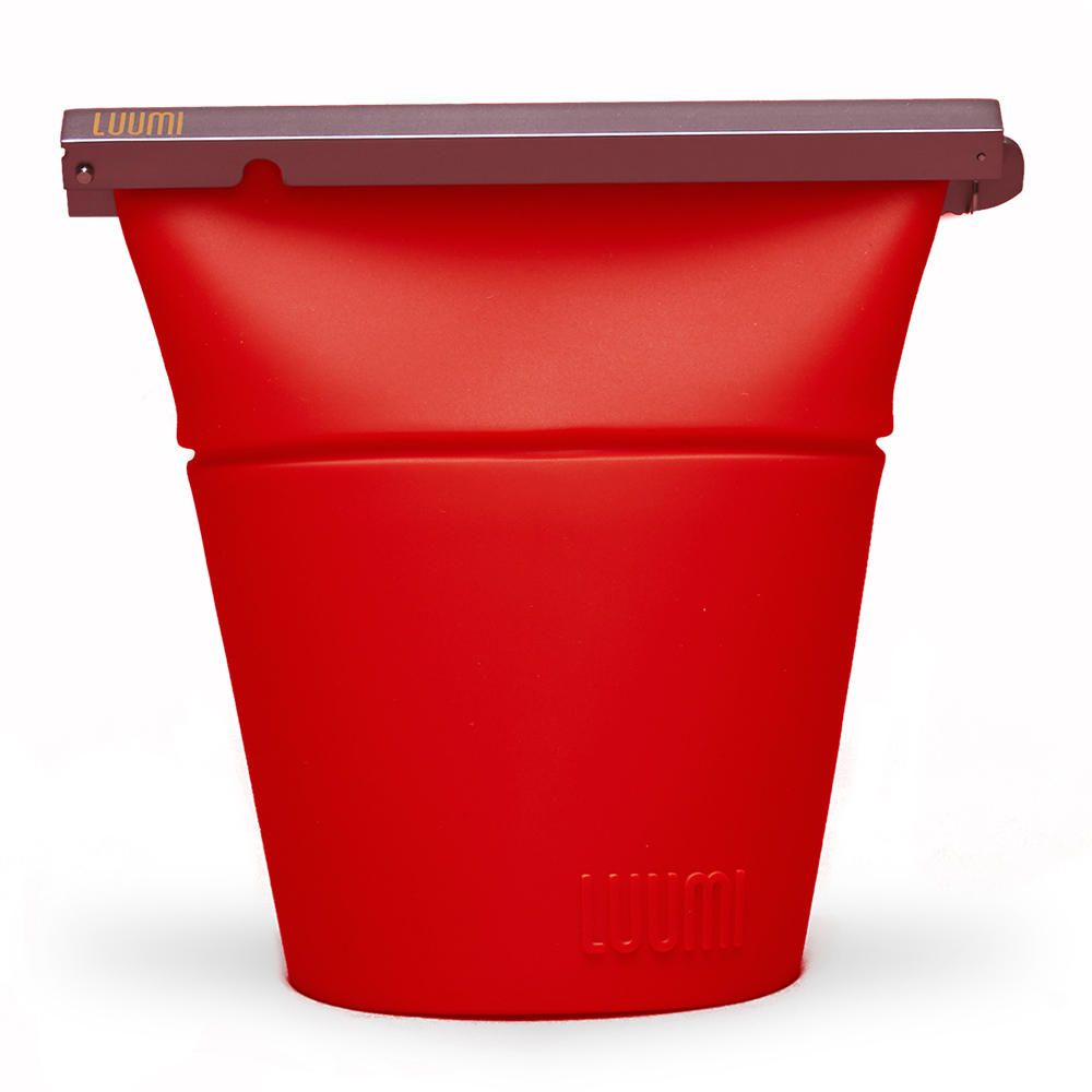 LUUMI|BOWL 外食帶 紅