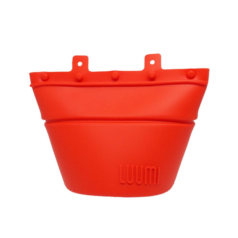 LUUMI SMALL BOWL 小食帶 紅
